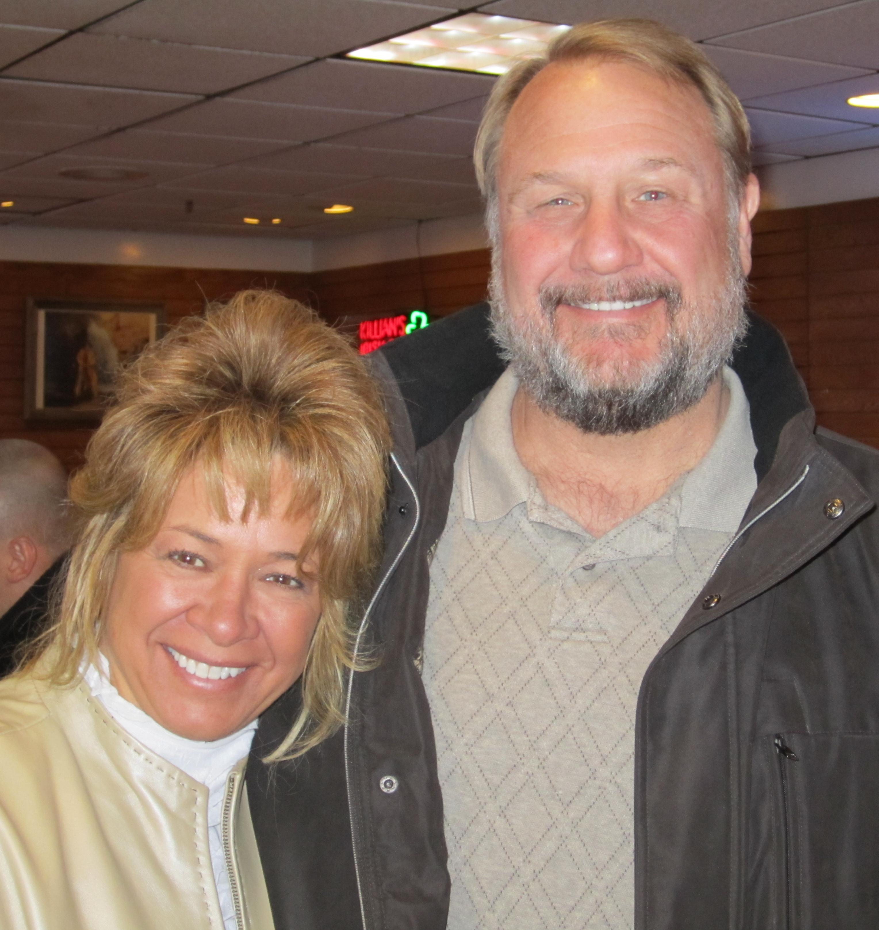 Kennel Owners Robert and Jayne Holmes
